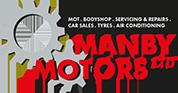 Manby Motors Logo